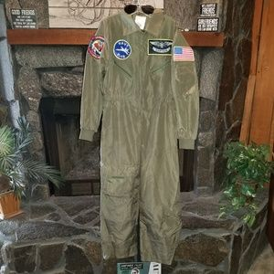 pony Express Costumes - Airforce Pilot costume